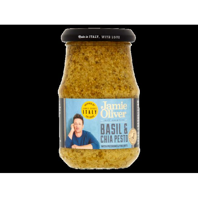 Jamie Oliver basiiliku chia 190g