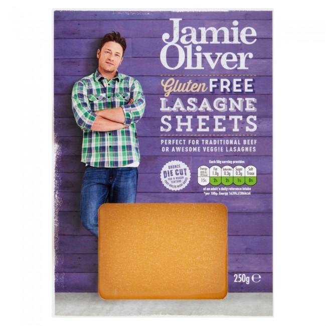 Jamie Oliver Gluteenivaba lasanje 250g