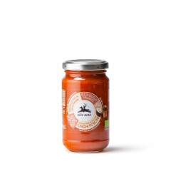 Alce Nero mahe puraviku tomati pastakaste  200g