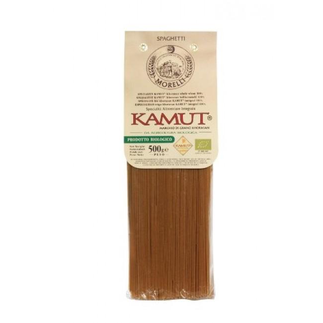 MORELLI Täistera Kamuti spagetid 500g