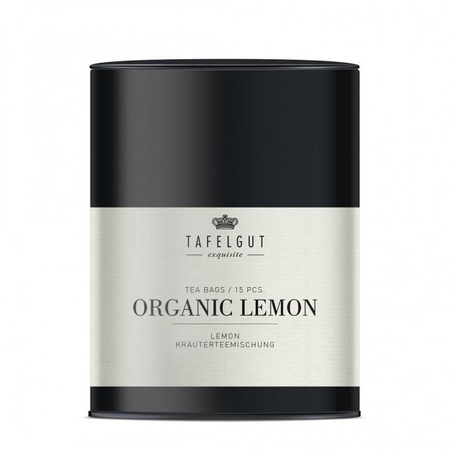 Tafelgut  Orgaaniine sidruni tee 45g,15 teepakki