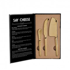 Cheese Set Figeac