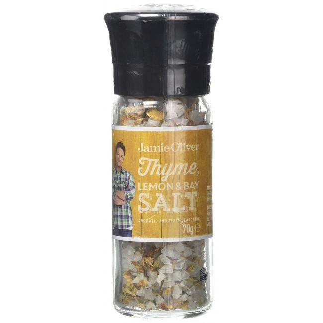 Jamie Oliver Tüümiani-sidruni-loorberi sool  70g