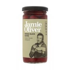 Jamie Oliver Kalamata mustad oliivid kividega 280/160g